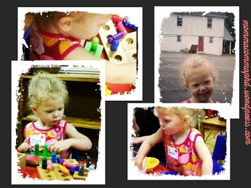 Orientation Day at Mabel's Preschool