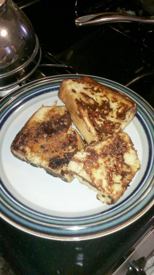 Irish Soda Bread French Toast