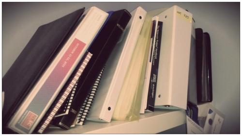 My dissertation.
