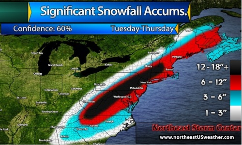 Source: Northeast Storm Center
