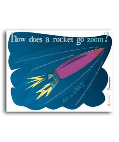 How does a rocket go zoom?
